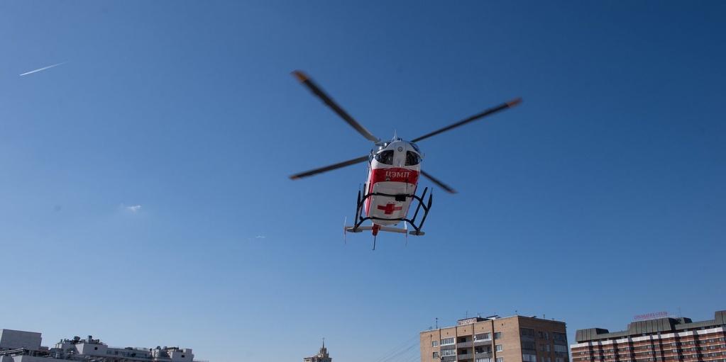 Итоги полугодия сотрудники Московского авиационного центра спасли 126 человек