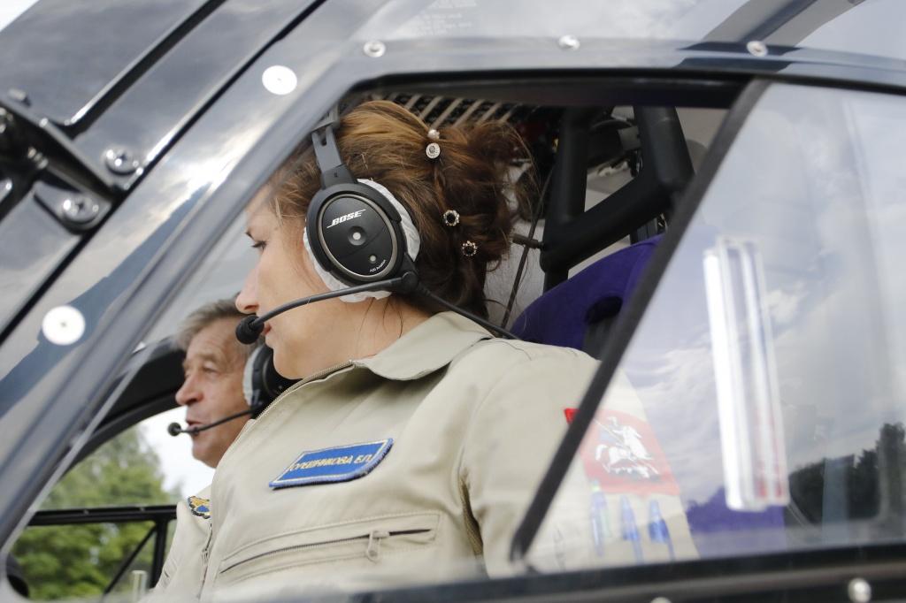 В августе сотрудники Московского авиацентра спасли 62 человека