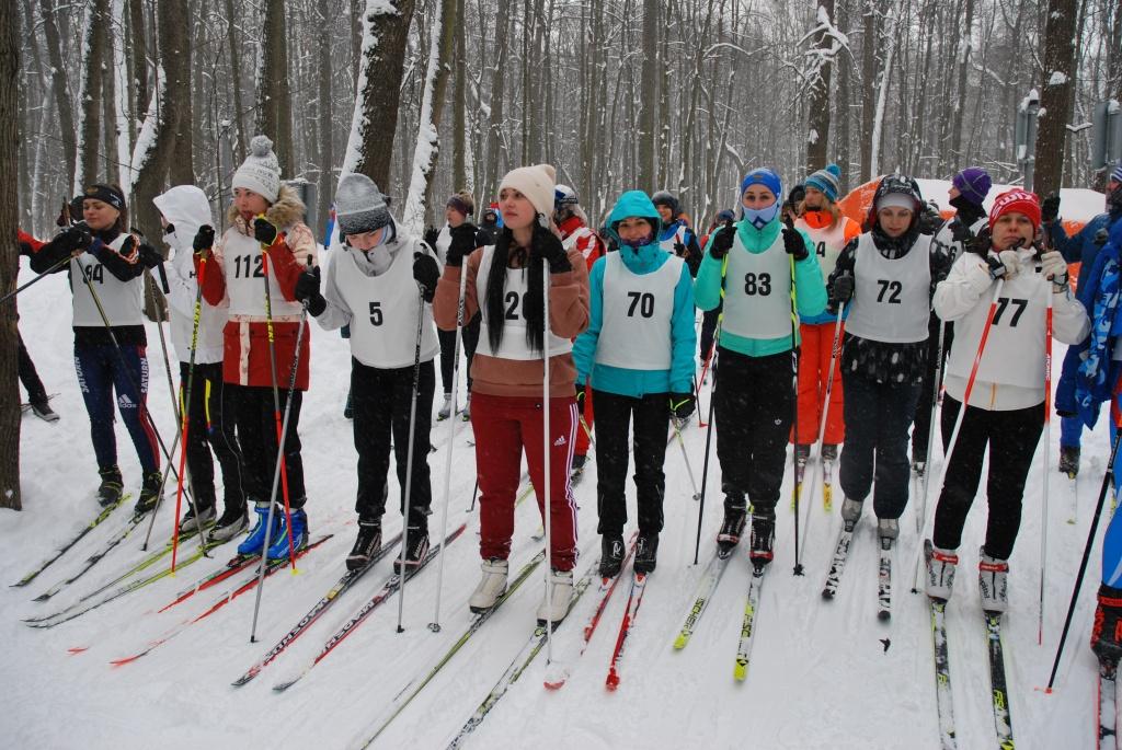 Команда Управления по ЮВАО заняла 3 общекомандное место в лыжных гонках